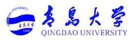 青岛大学logo